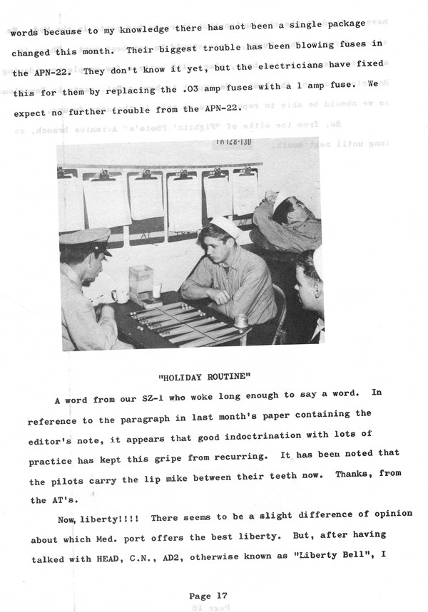 March 1961 Newsletter